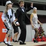 Выступление учеников Dance Fabrique в СКК