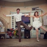 Свадебный степ-танец