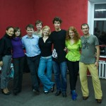 Открытые мастер-классы Дэниэля Левейлье (Швейцария) в DF