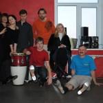 Мастер-классы по степу Александра Ивашкевича в студии Dance Fabrique