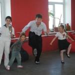 Tap dance kids